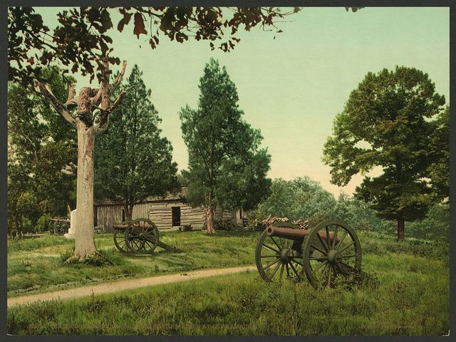 The Snodgrass House, Thomas's headquarters at Chickamauga