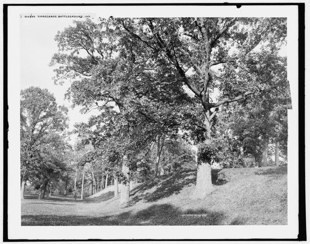 Tippecanoe battleground, Ind.
