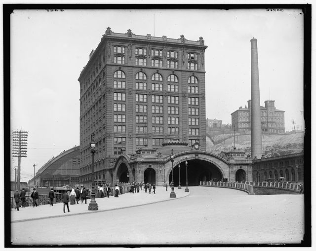 [Union Station, Pittsburgh, Pa.]