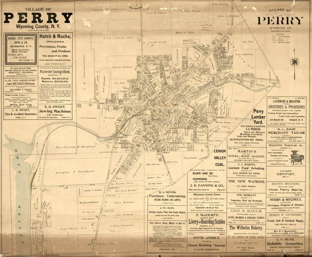 Village of Perry, Wyoming County, N.Y.