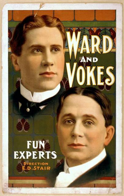 Ward and Vokes fun experts.