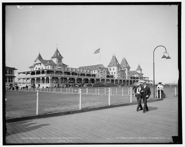 Brighton Beach Hotel, Brighton Beach, N.Y.