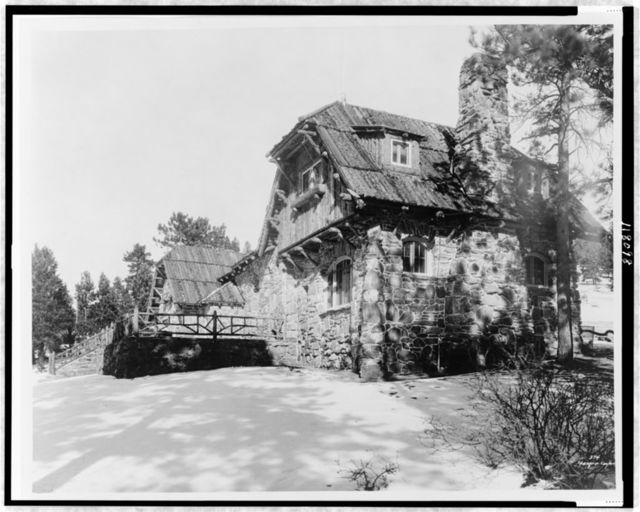 City and County of Denver Wayside House, Rocky Mts. / Langer-Cooper.