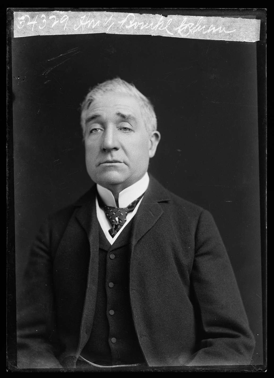 Cochran, Hon. W. Bourke