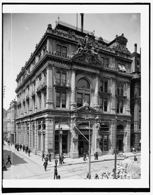 Cotton Exchange, New Orleans, La.