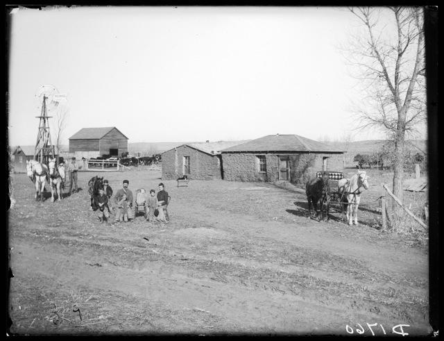Dan Ehresman, Miller, Buffalo County, Nebraska.