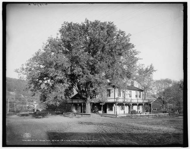 Elm Tree Inn, Keene Center, Adirondack Mountains