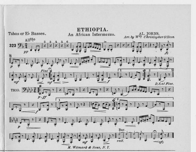 Ethiopia : An African intermezzo