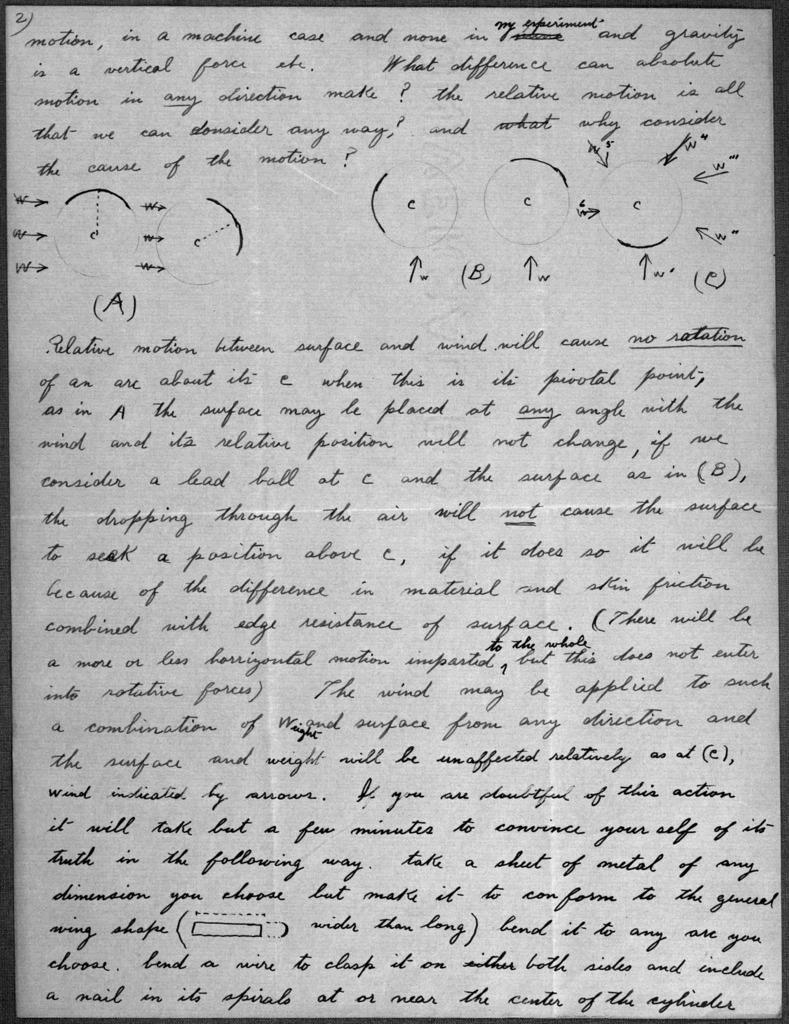 General Correspondence:  Spratt, George A., 1903