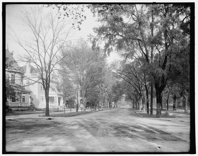 Greene Street, Augusta, Ga.