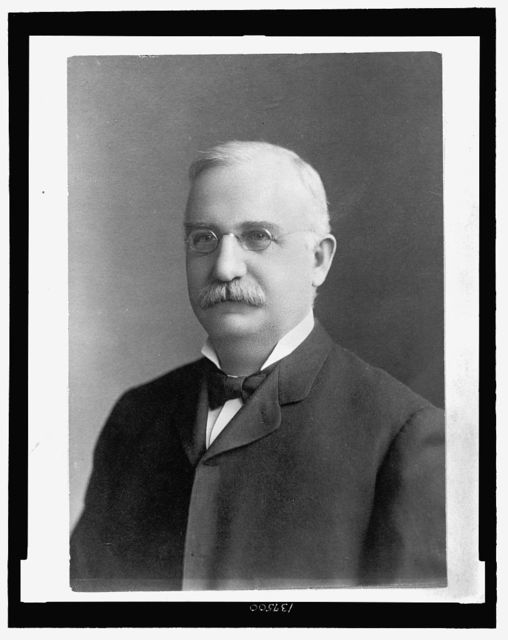 [Herman P. Goebel, Republican representative from Ohio, head-and-shoulders portrait ]