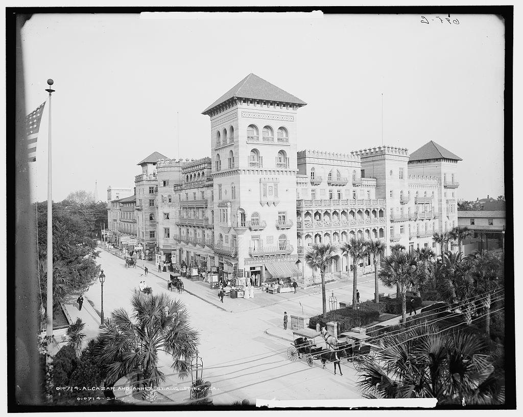 [Hotel] Alcazar and annex, St. Augustine, Fla.