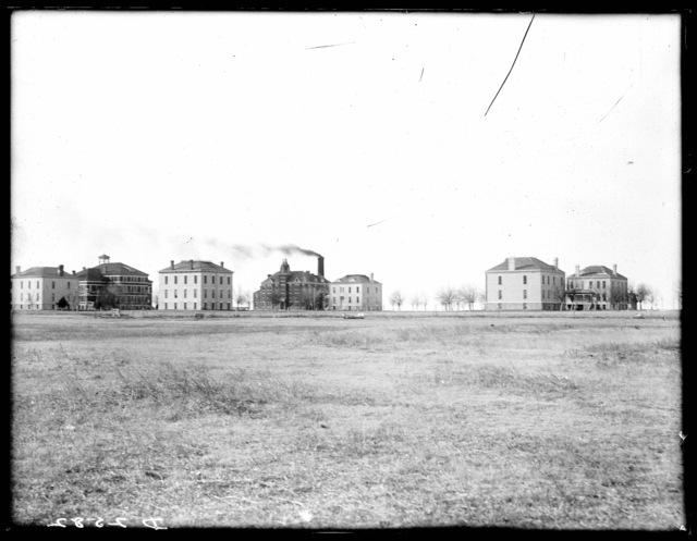 Industrial School at Kearney, Nebraska.