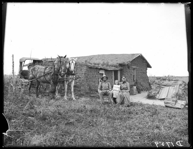 Joe Dehm, Sartoria, Nebraska.