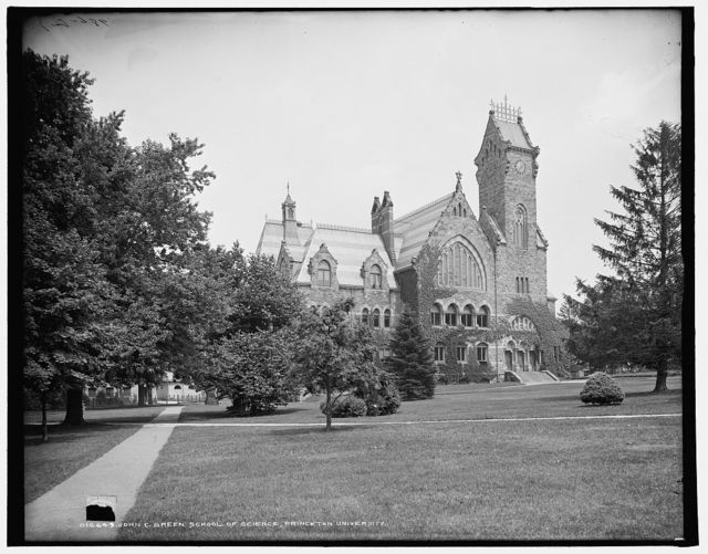 John C. Green School of Science, Princeton University