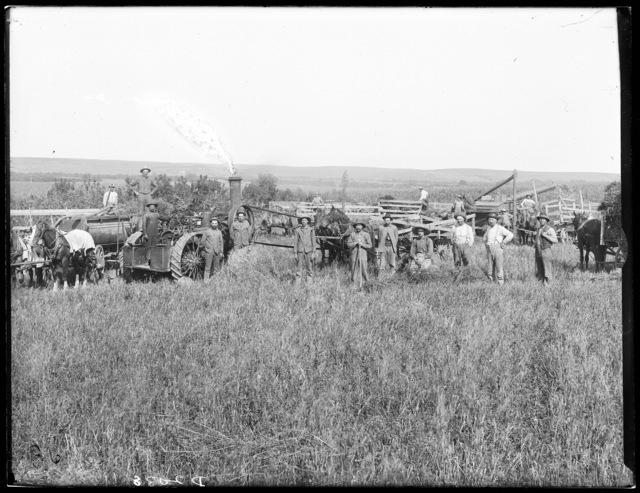 John Stewart farm, Custer County, Nebraska.