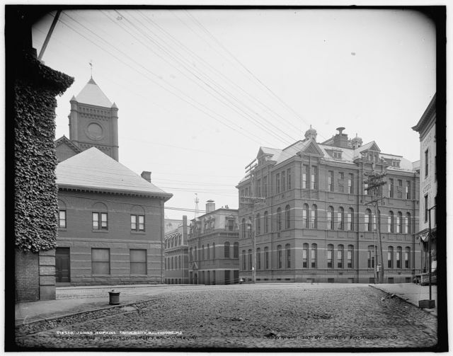 Johns Hopkins University, Baltimore, Md.