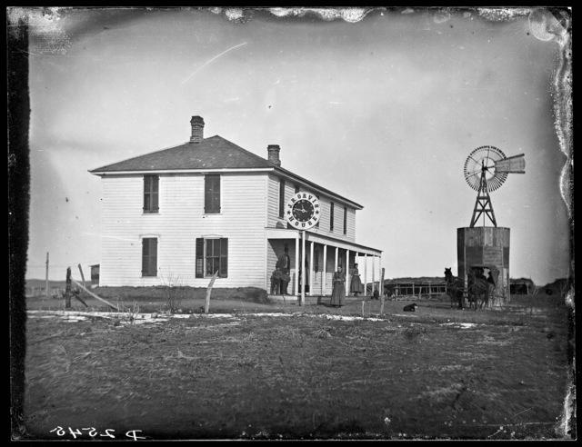 J.R. Orvis House
