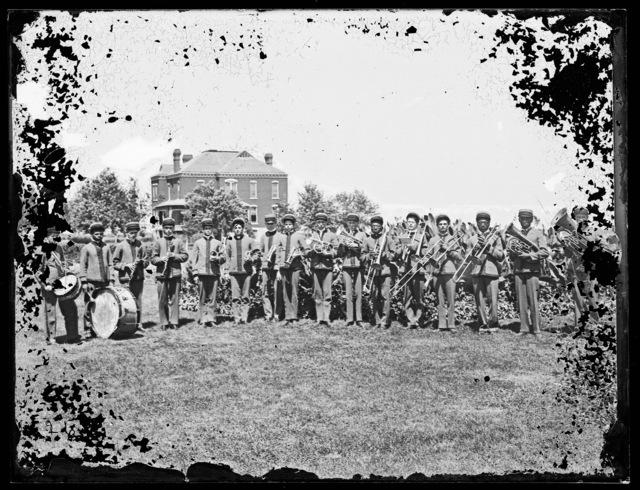 Kearney Industrial School Band, Kearney, Nebraska