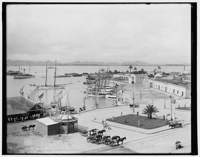 La marina, San Juan, P.R.