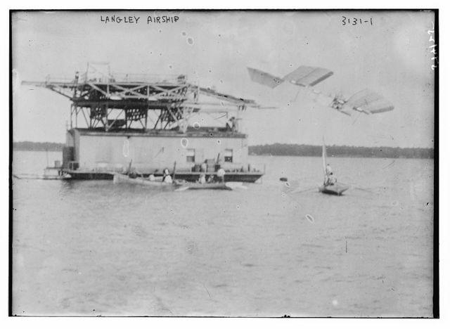 Langley Airship