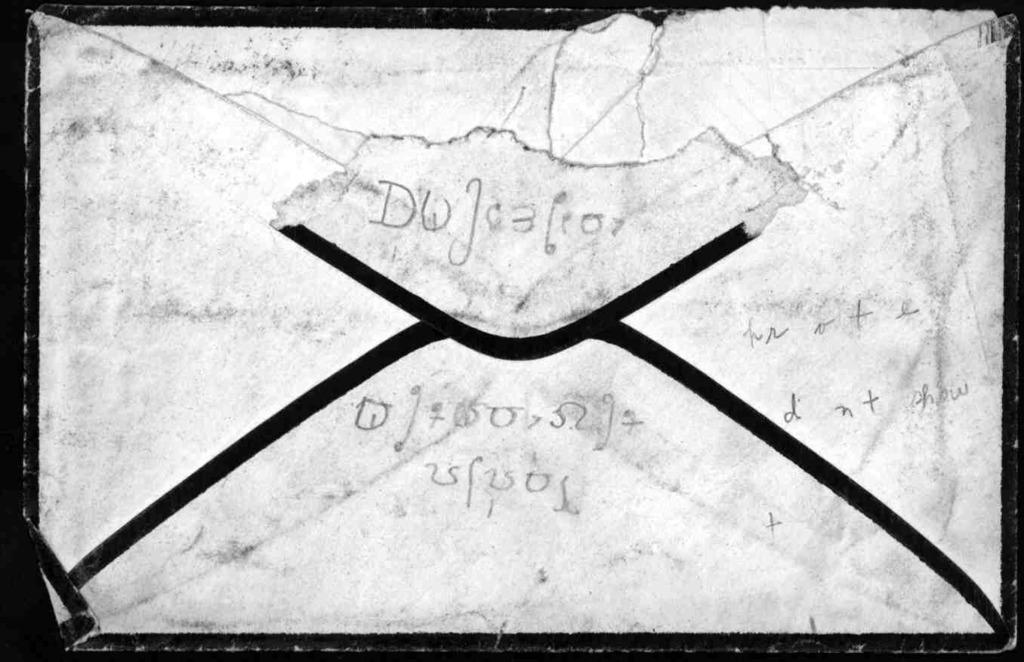Letter from Grace Hubbard Bell to Alexander Graham Bell, December 27