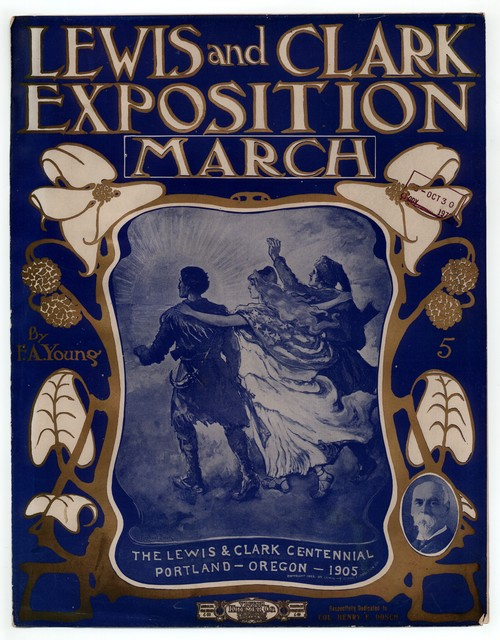 Lewis and Clark exposition march