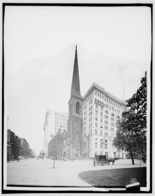 Madison Avenue Presbyterian Church, New York
