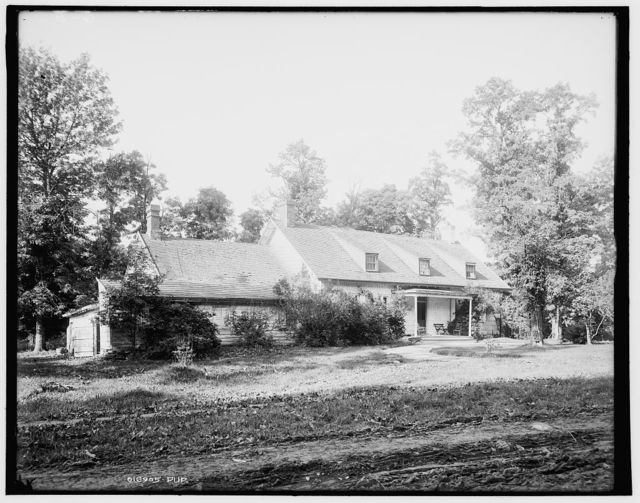 [Matteawan [i.e. Beacon], the Teller House, Fishkill-on-the-Hudson, New York]