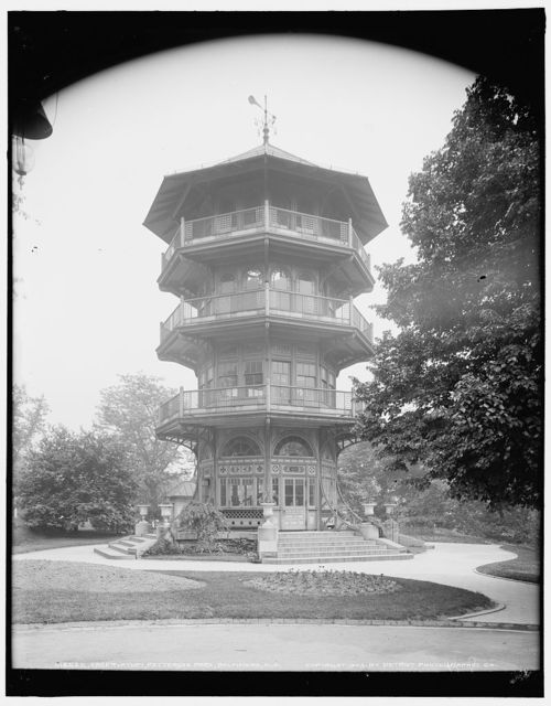 Observatory, Patterson Park, Baltimore, Md.