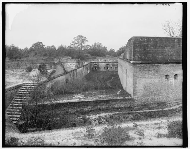 Old Fort Redout [sic] near Pensacola, Fla.