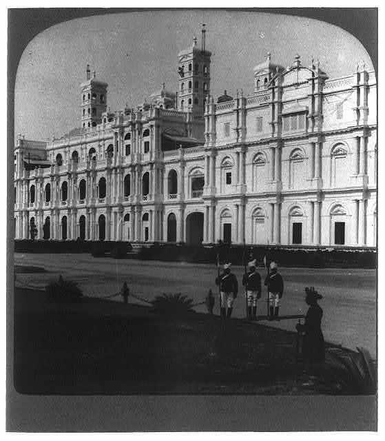 Palace at Gwalior, India