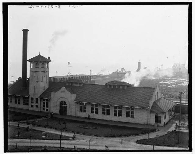 [Power house of Great Southern Hotel, Gulfport, Miss.]