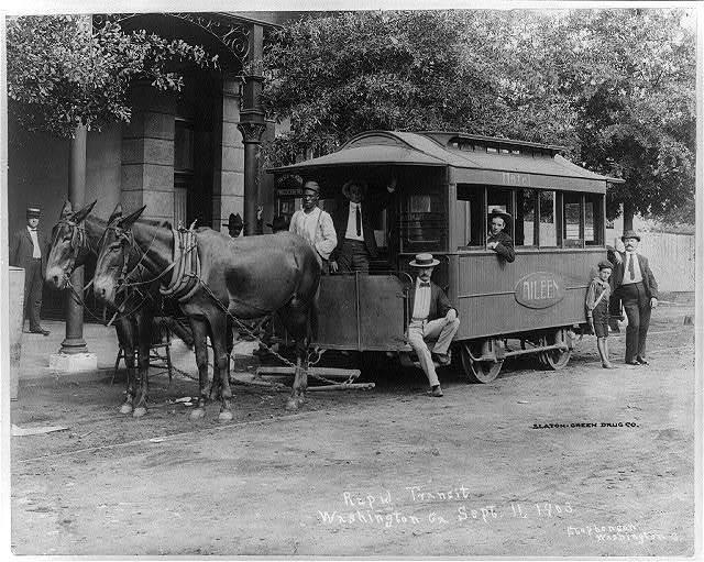 Rapid Transit, Washington, Ga., Sept. 11, 1903