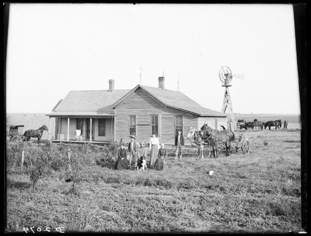 Robert Matheson farm.
