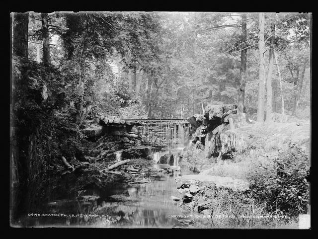 Seaton Falls, Mt. Vernon, N.Y.