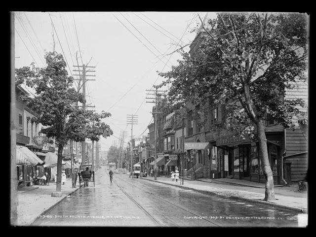 South Fourth Avenue, Mt. Vernon, N.Y.