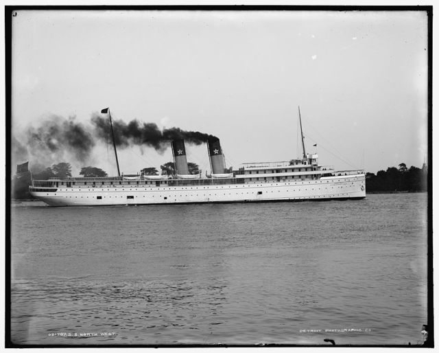 S.S. North West, [Northern Steamship Co.]