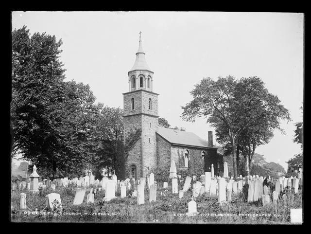 St. Paul's Church, Mt. Vernon, N.Y.