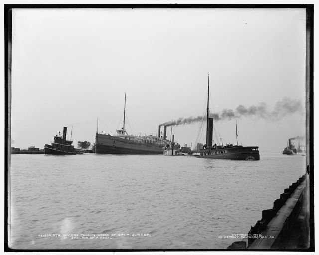 One year after,General Slocum,steamboat,accidents,fire,justice,Hassmann,1905