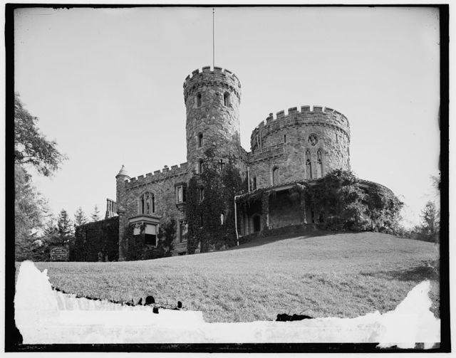 The Castle [i.e. Castle Philipse], Tarrytown, N.Y.