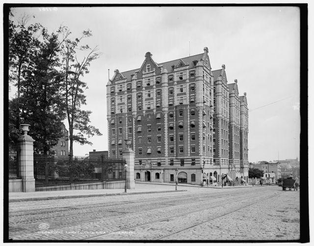 The Lowell, Columbia University, N.Y.