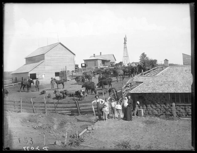 W.F. Kincade, Buffalo County, Nebraska.