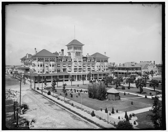 Windsor Hotel, Jacksonville, Fla.