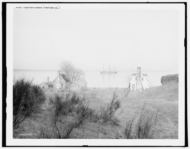 Yorktown harbor, Yorktown, Va.
