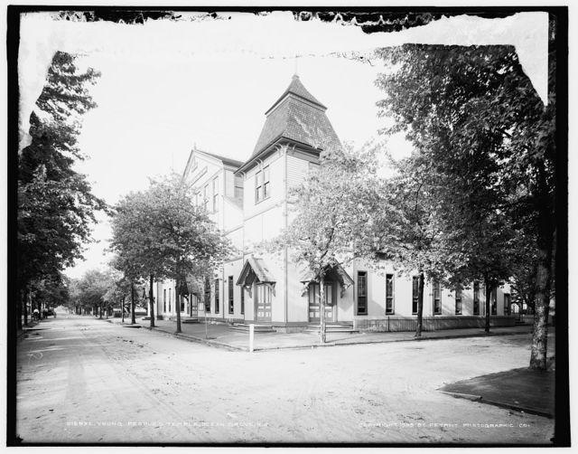 Young People's Temple, Ocean Grove, N.J.