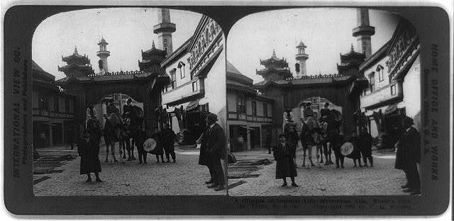 A glimpse of Oriental life - mysterious Asia, World's Fair, St. Louis