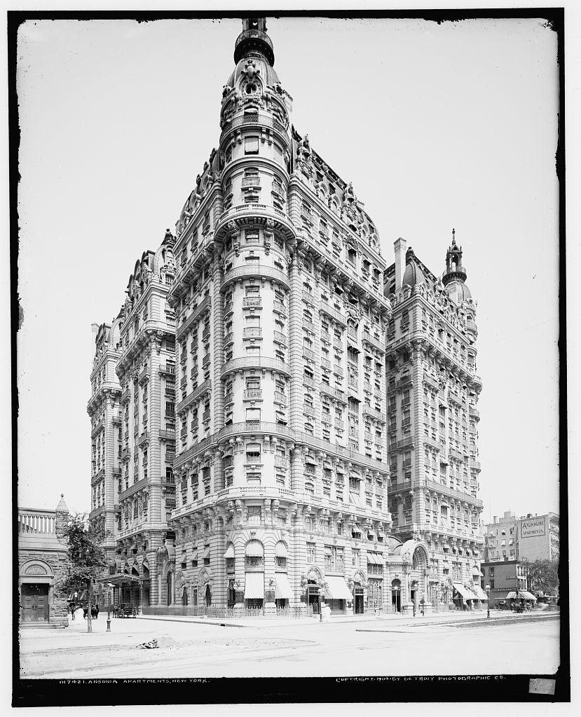 Ansonia Apartments New York