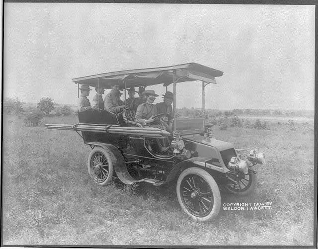 Auto telegraph car, no. 2