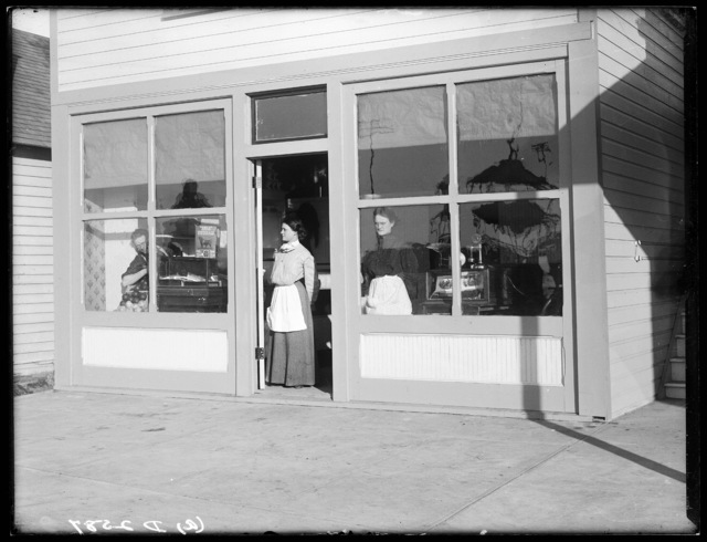 Bakery in Overton, Nebraska.